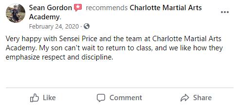Kids3, Charlotte Martial Arts Academy Charlotte NC