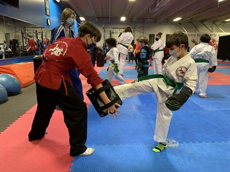 Charlotte Kids Martial Arts Classes, Charlotte Martial Arts Academy Charlotte NC