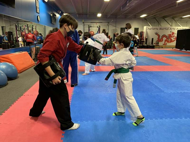 Kids Martial Arts Classes In Charlotte, Charlotte Martial Arts Academy Charlotte NC