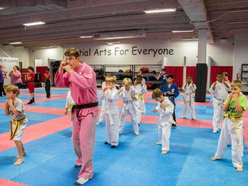 Novice, Charlotte Martial Arts Academy Charlotte NC